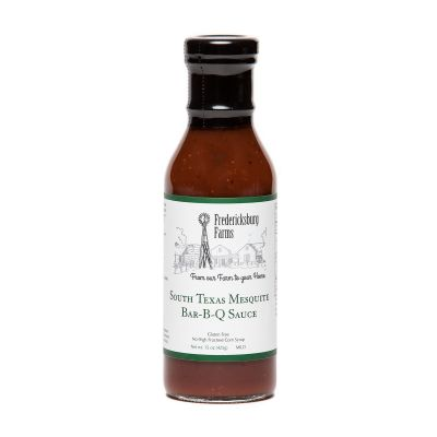 Fredericksburg Farms South Texas Mesquite Bar-B-Q Sauce
