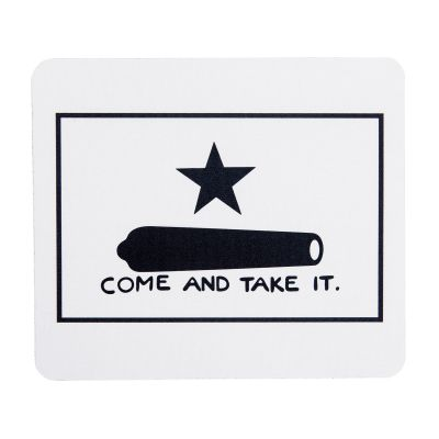 Gonzales Flag Mouse Pad