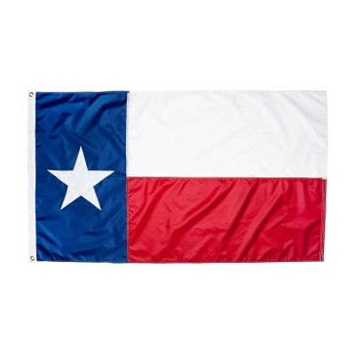 Nylon Large Texas State Flag