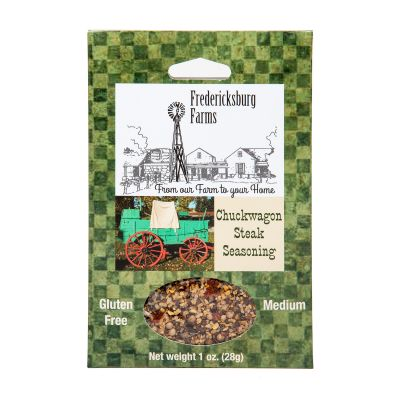 Fredericksburg Farms Chuckwagon Steak Seasoning