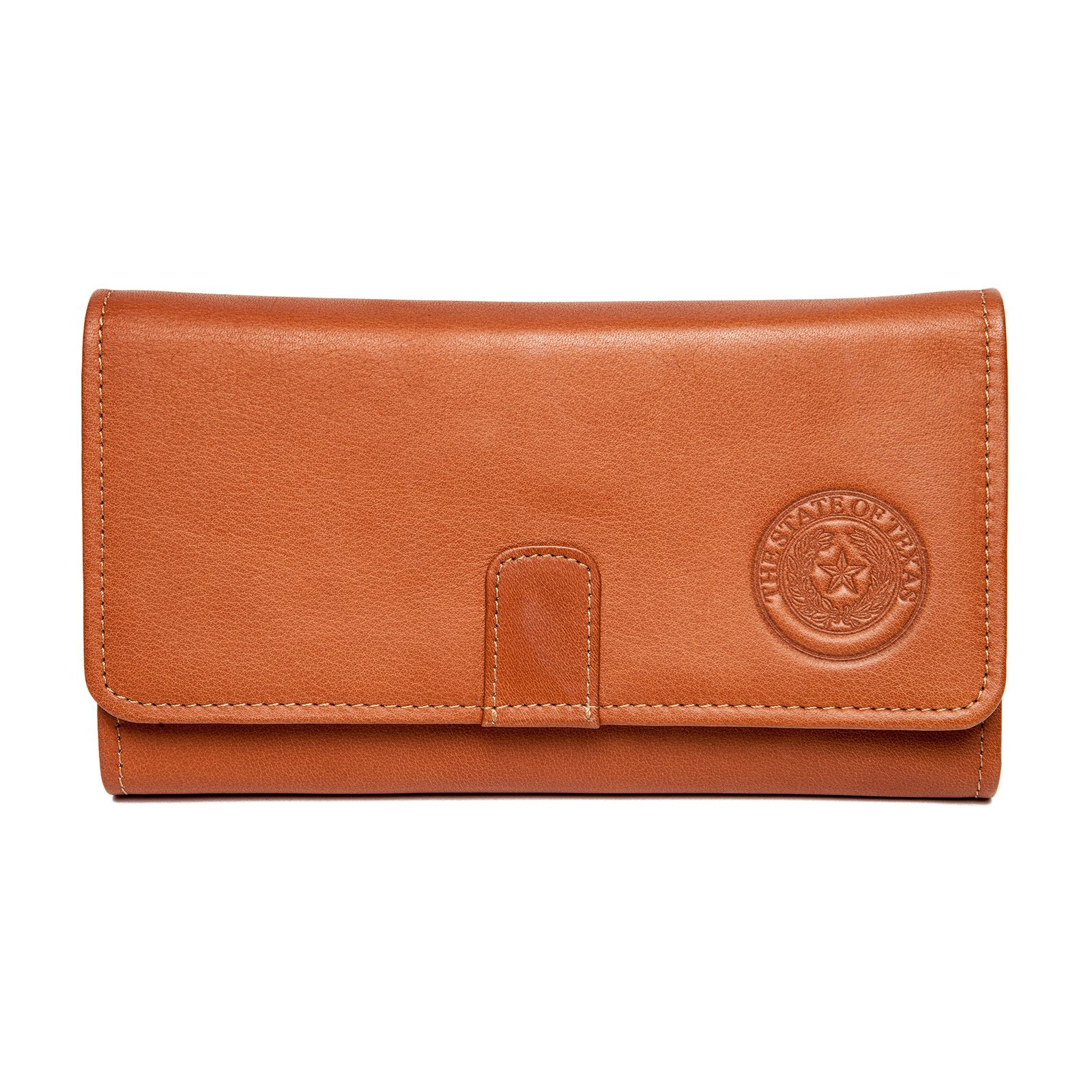 Leather Long Deluxe Wallet
