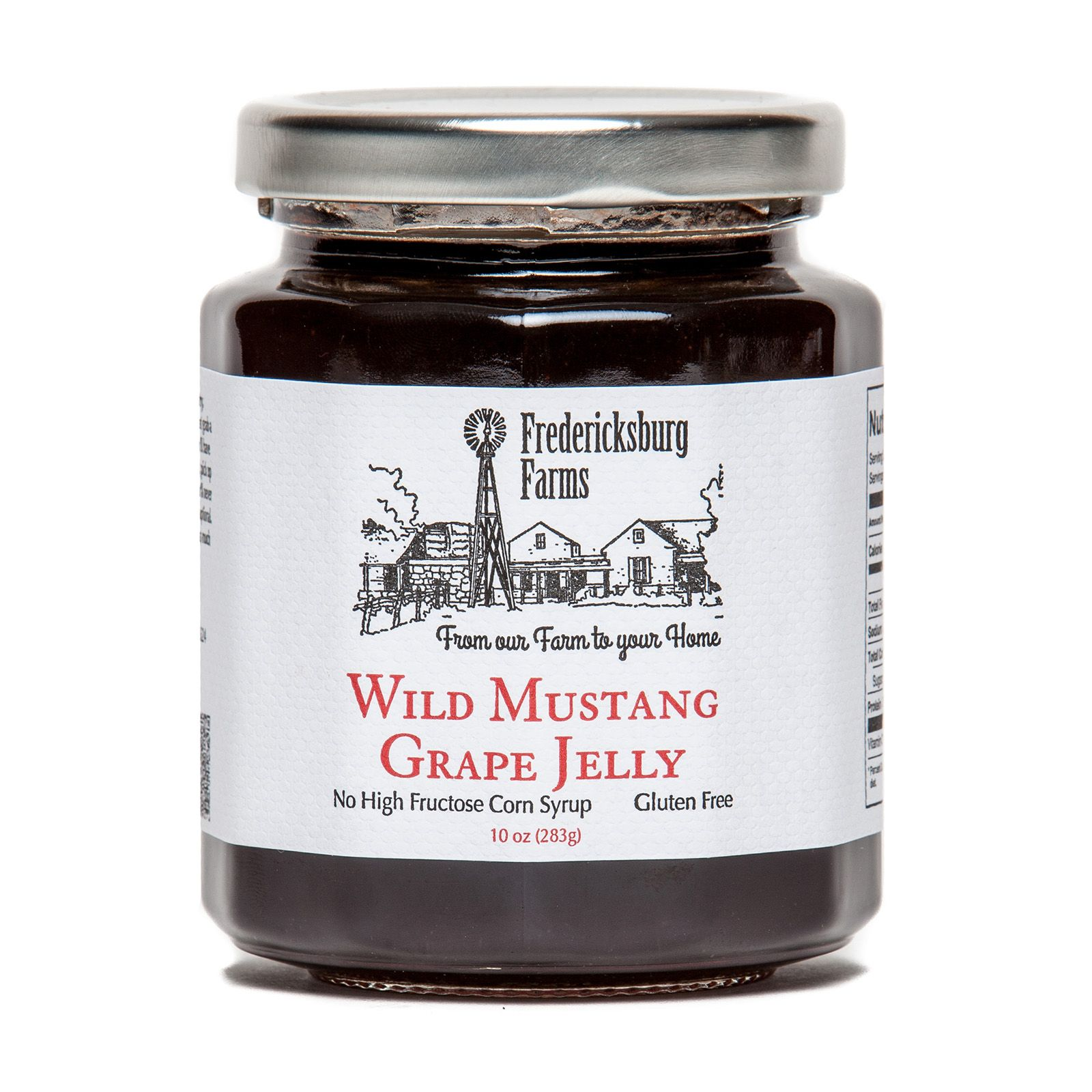 Fredericksburg Farms Wild Mustang Grape Jelly