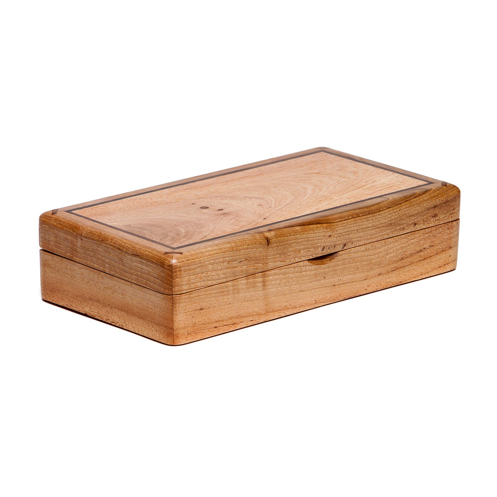 Capitol Wood Pecan Trim Box