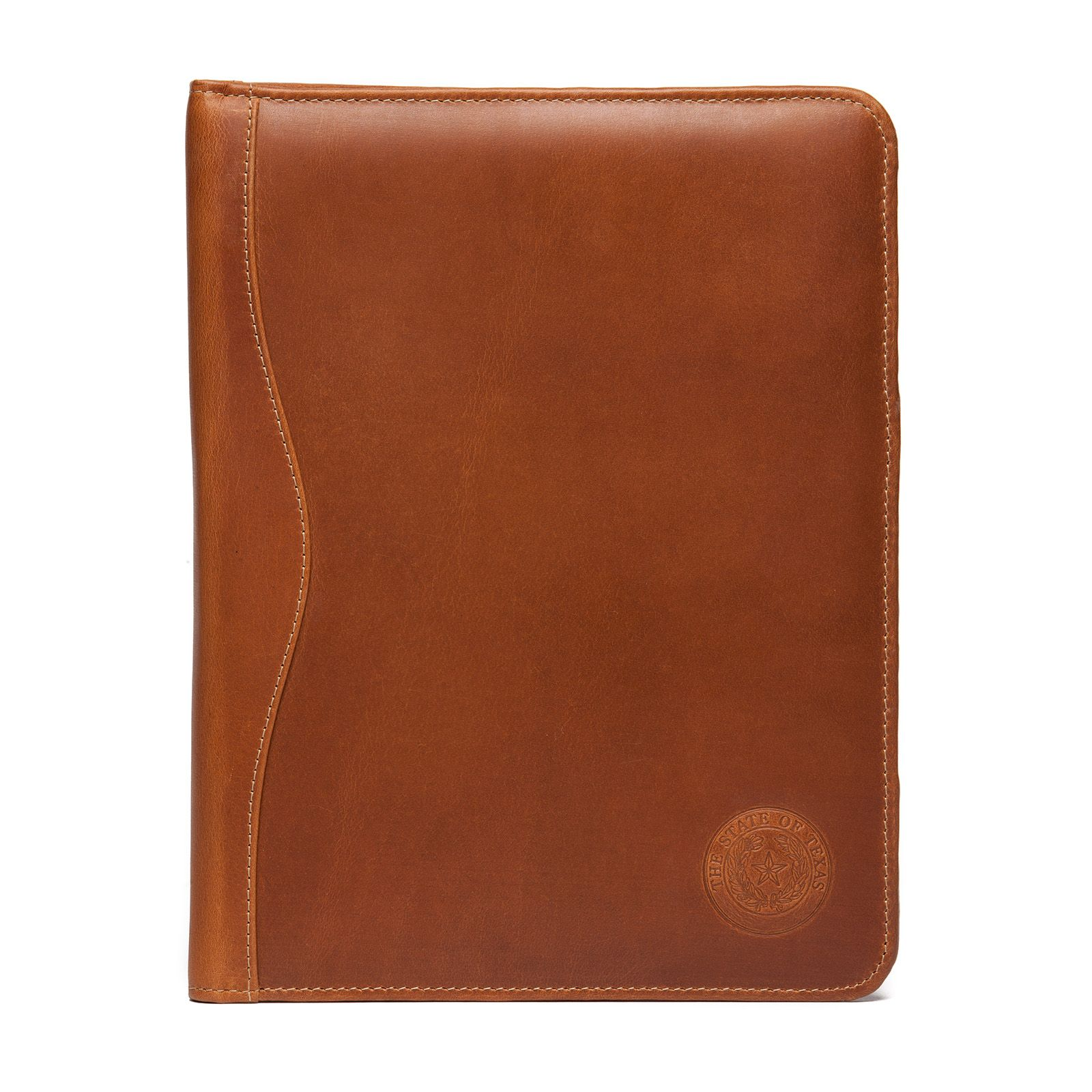 Leather Padded Cover Portoflio