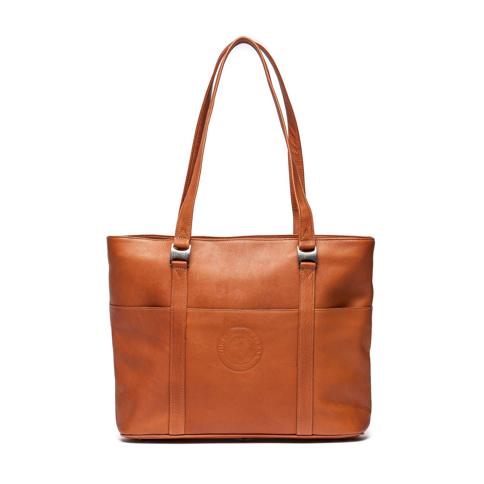 Leather Computer Tote Bag