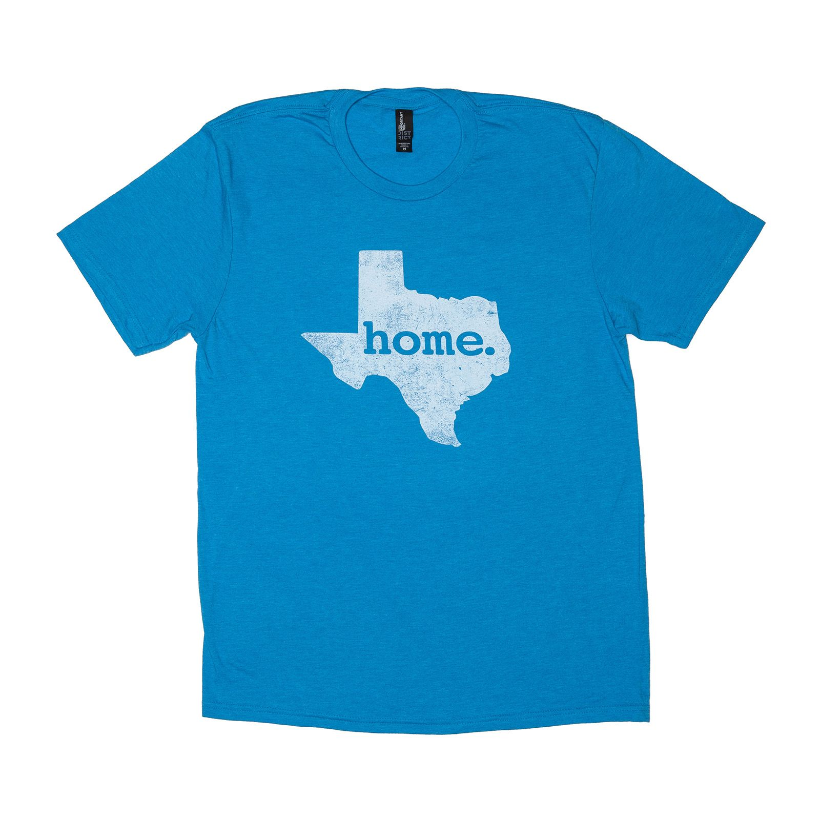 Home Texas Turquoise T-Shirt