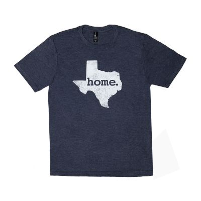 Home Texas Navy T-Shirt