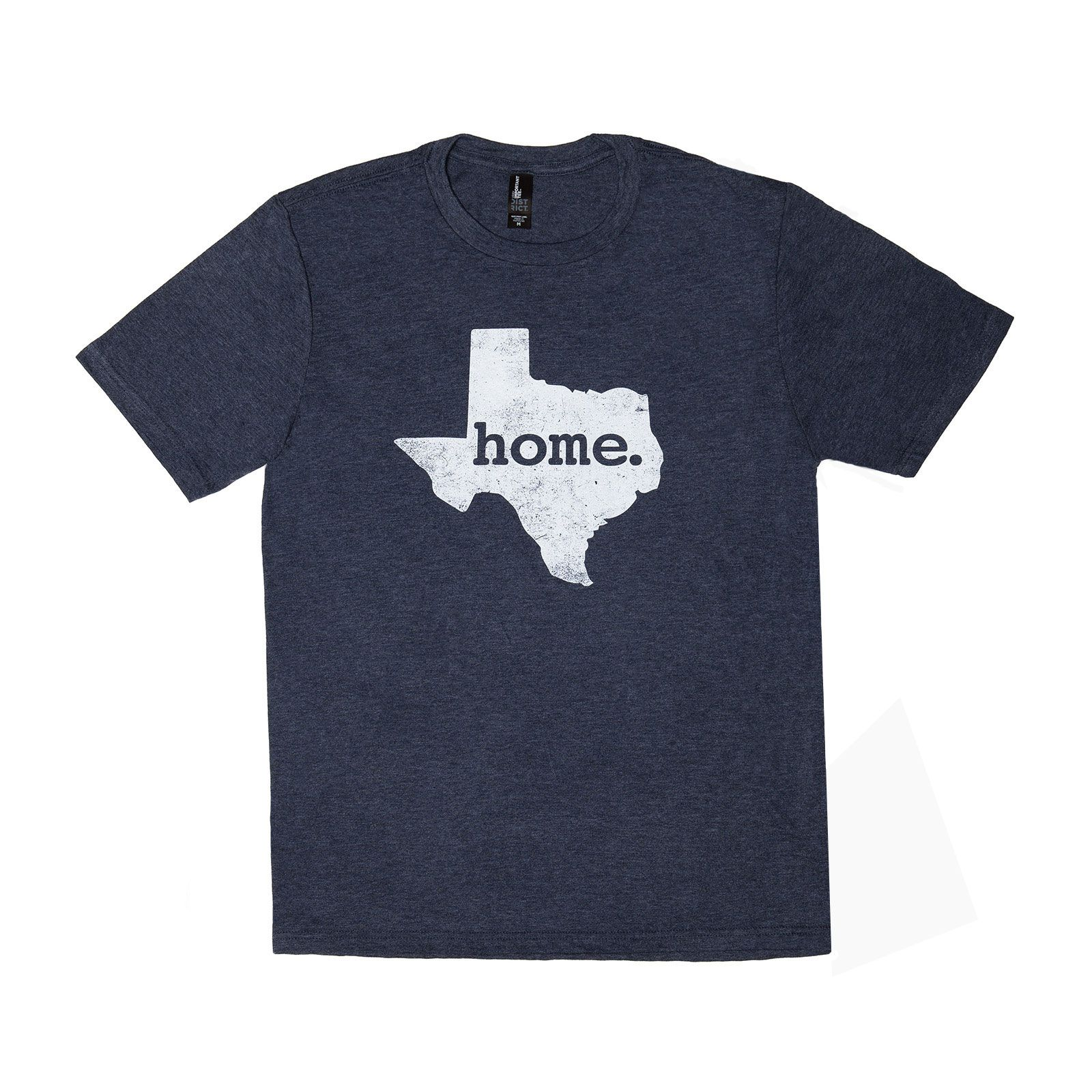 Home Texas Navy T-Shirt