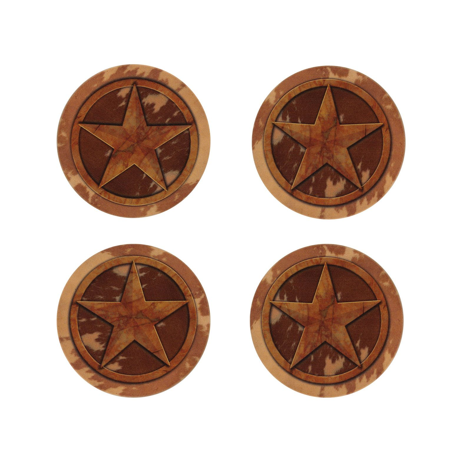 Lone Star Coaster Set