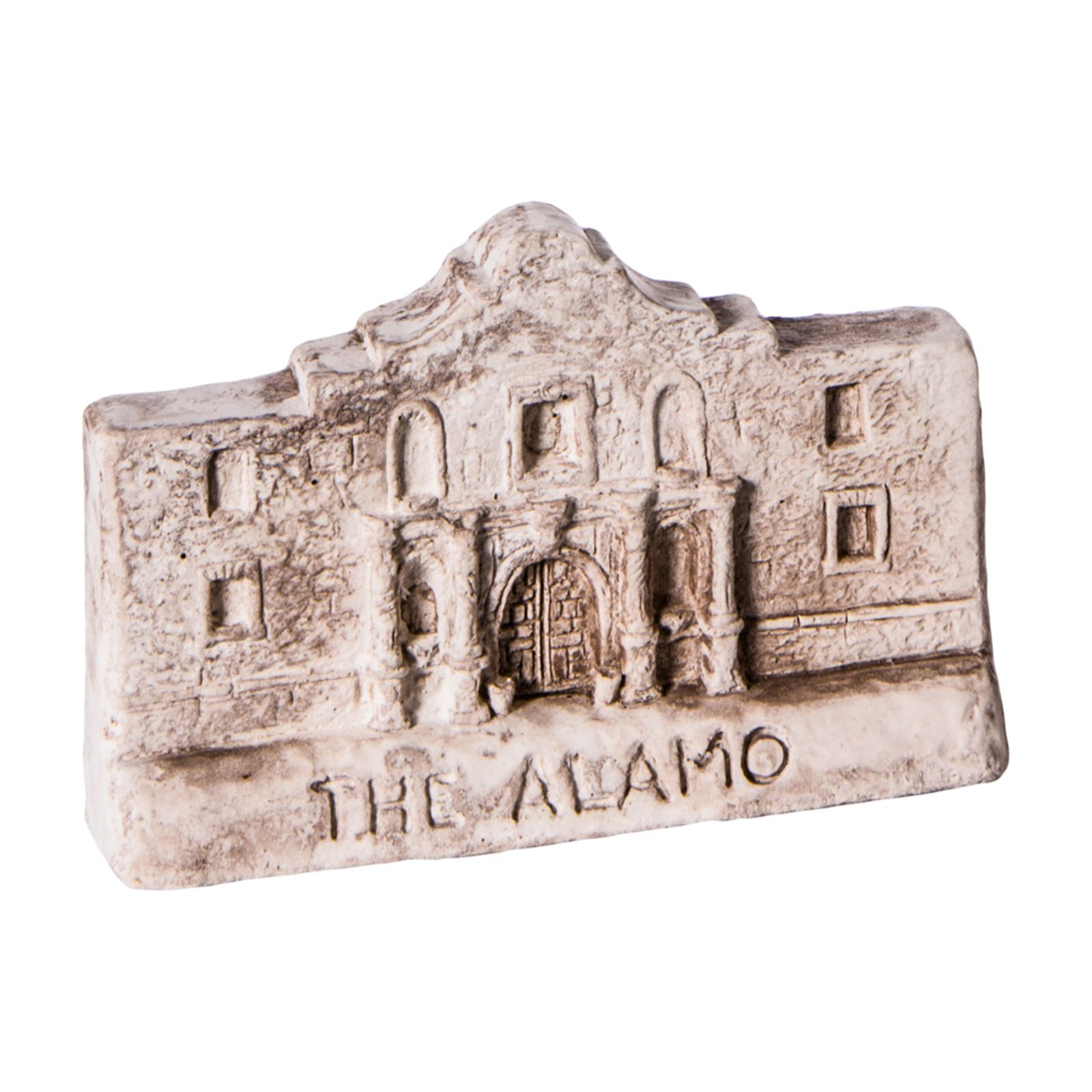 Alamo Small Clay Replica