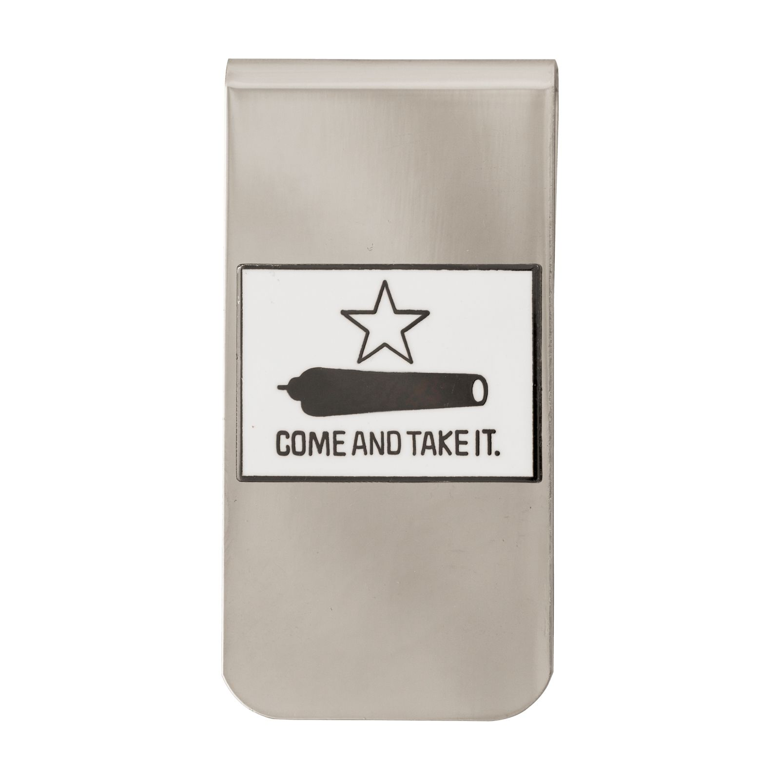 Gonzales Money Clip