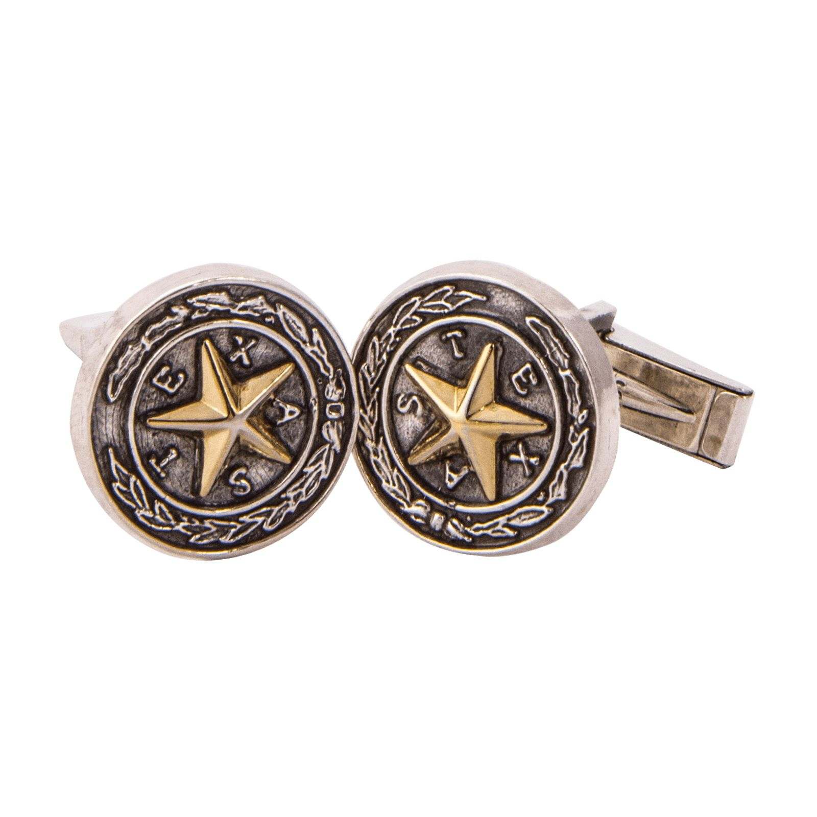 Sterling silver chandelier cuff links texas capitol gift shop sterling silver chandelier cuff links aloadofball Gallery