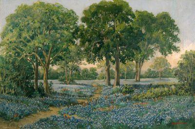 Herbert Bernard Bluebonnets, Pleasanton, Texas, c. 1911-1913