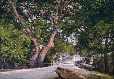 Jose Arpa y Perea Bridge on San Antonio River, c. 1914