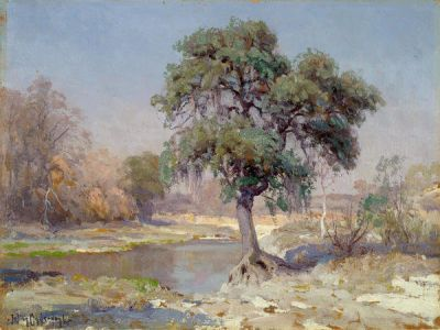 Julian Onderdonk Olmos Creek, c. 1920