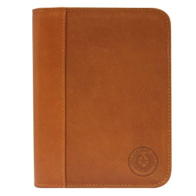 Small Leather Pocket Portfolio