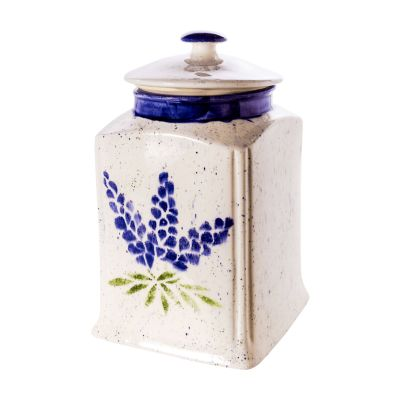 Bluebonnet Cookie Jar