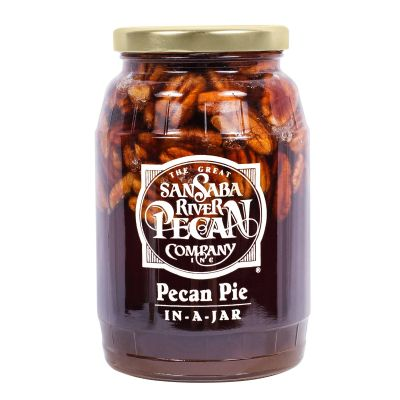 San Saba Pecan Pie In a Jar