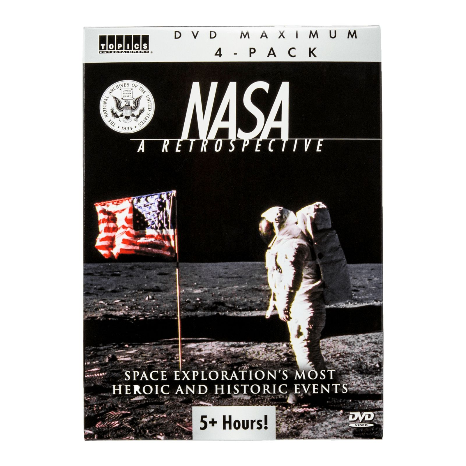 NASA A Retrospective DVD