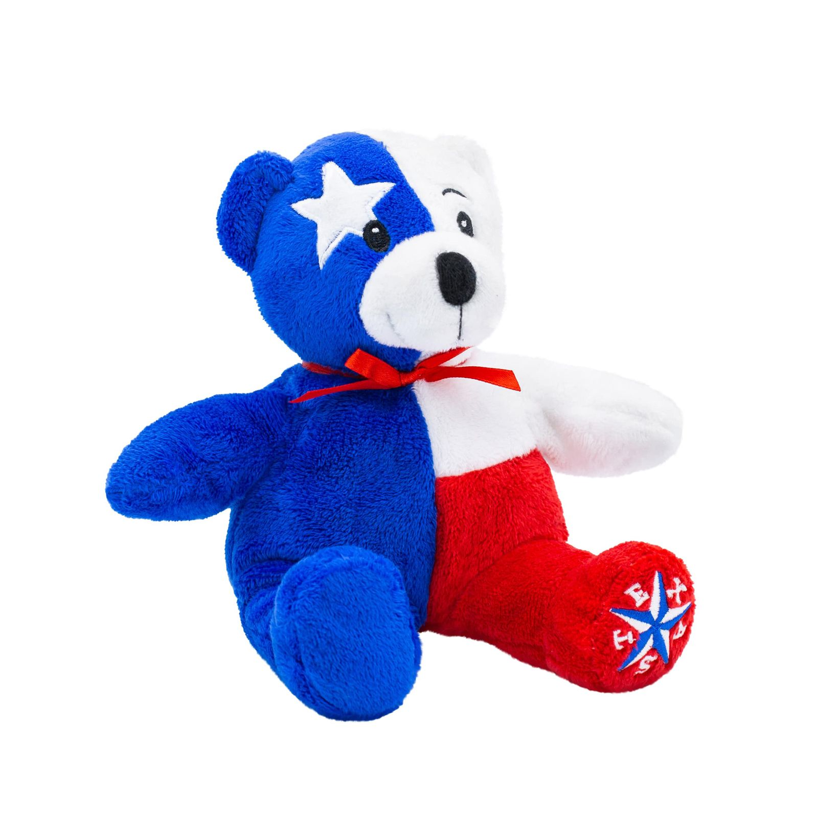 Texas Flag Bear Plush Toy