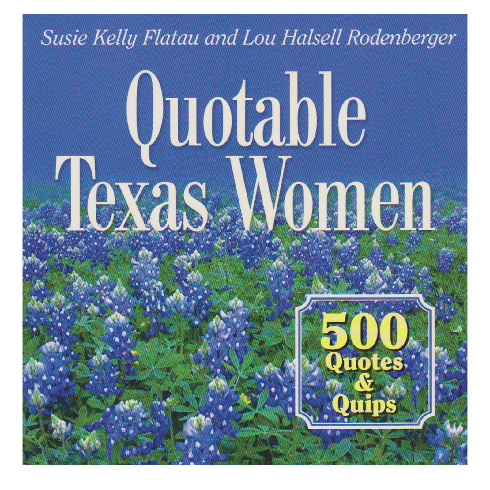 Quotable Texas Women