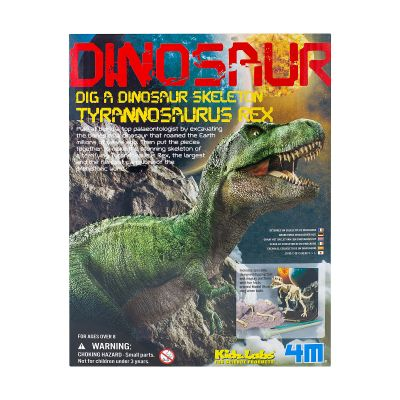 Dig A Dino T-Rex Toy Excavation Kit