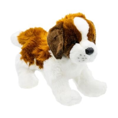 Saint Bernard Plush Toy