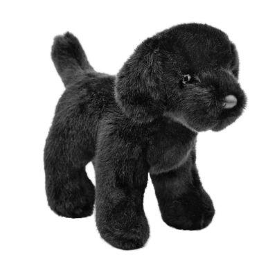 Black Lab Plush Toy