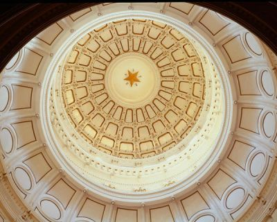 Carol Highsmith The Texas Capitol Dome, Austin, Texas