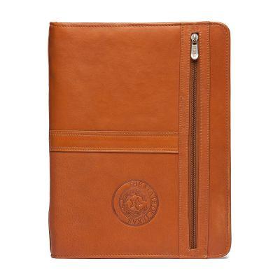 Leather Three-Way Envelope Portfolio