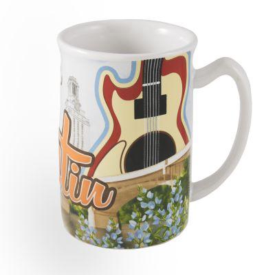 Howdy From Austin Ceramic Mug