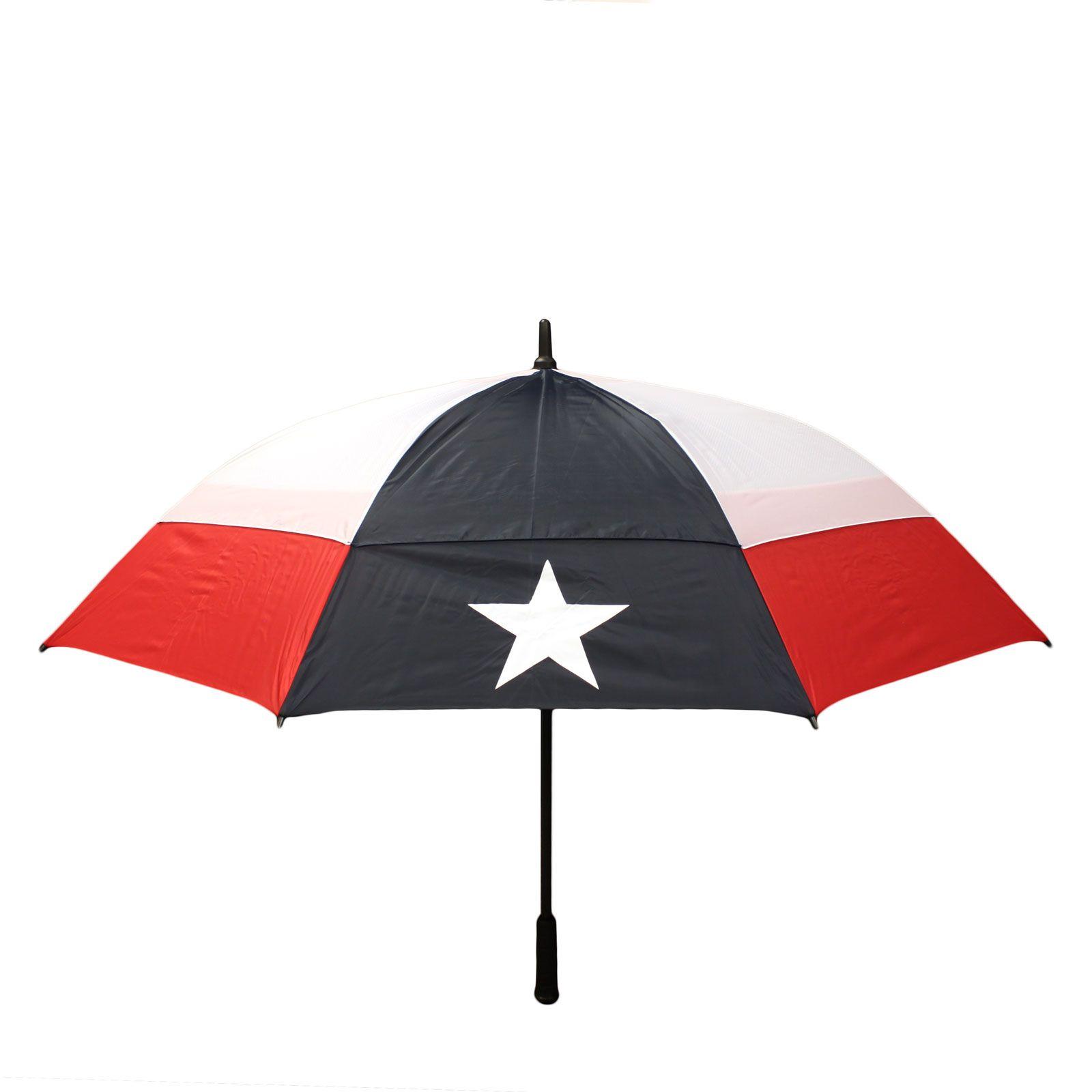 Texas Star Umbrella Texas Capitol Gift Shop