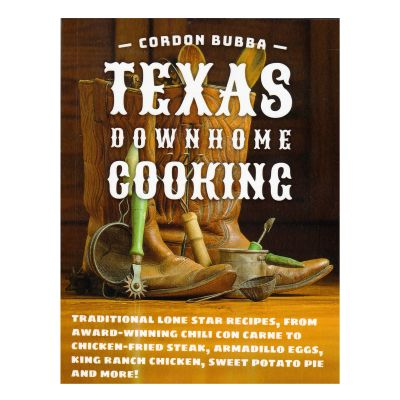 Cordon Bubba: Texas Downhome Cooking