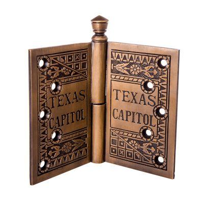 Texas Capitol Door Hinge Replica