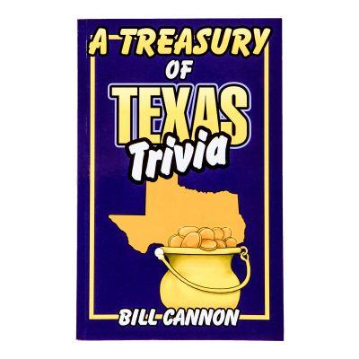 A Treasury of Texas Trivia