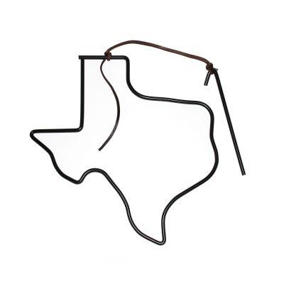 Texas Shaped Dinner Bell