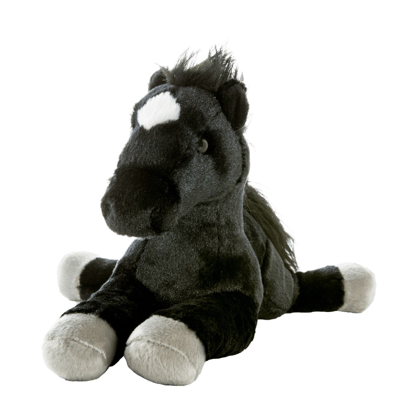 Blackjack Horse Plush Toy