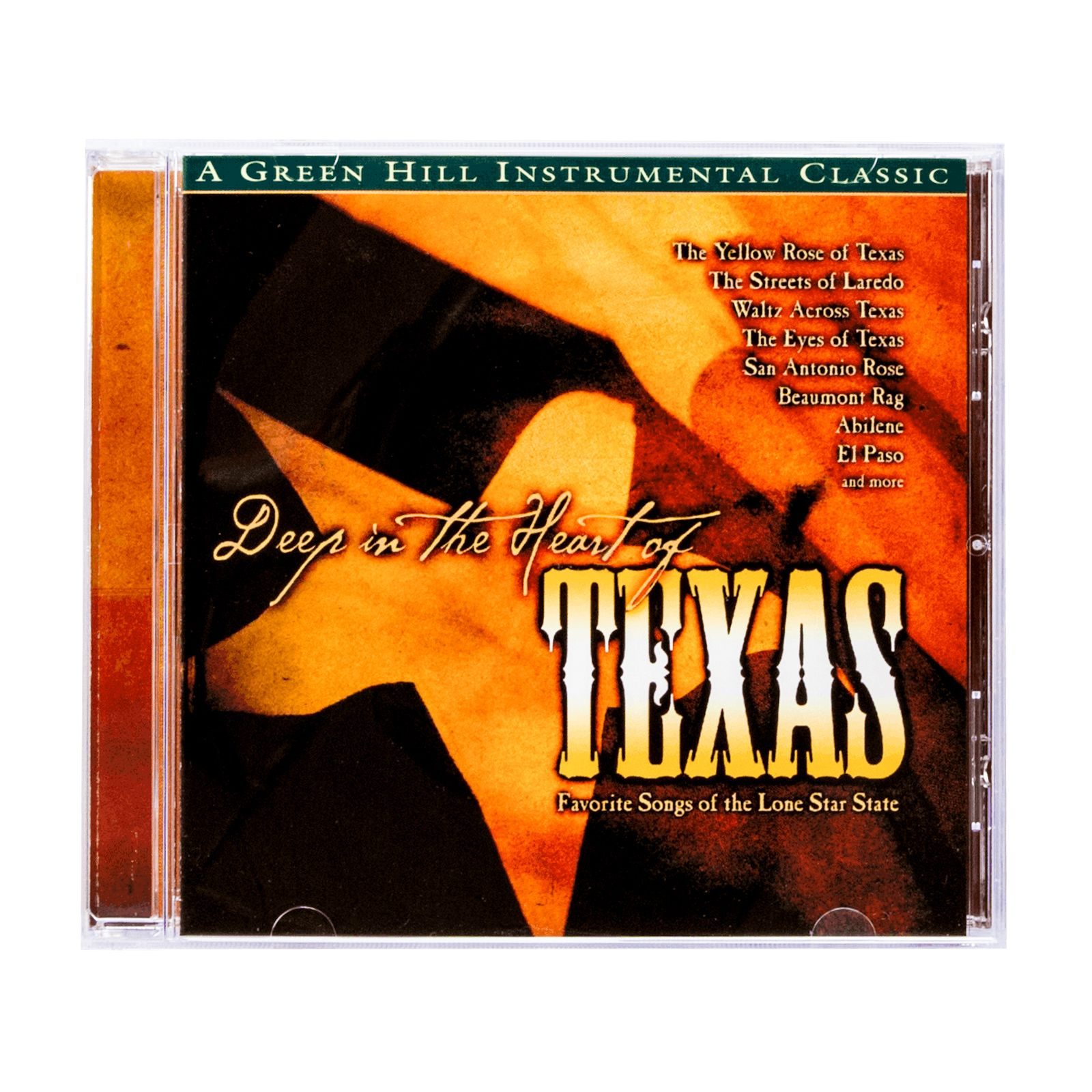 Deep in the Heart of Texas CD
