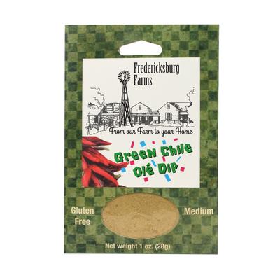 Fredericksburg Farms Green Chile Ole Dip