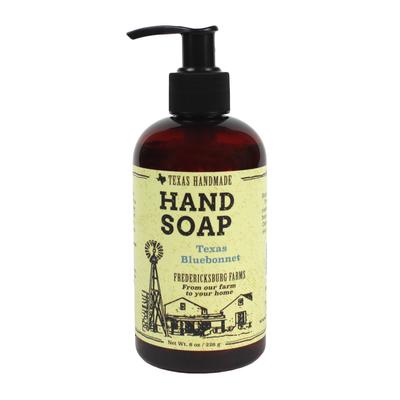Fredericksburg Farms Texas Bluebonnet Liquid Hand Soap