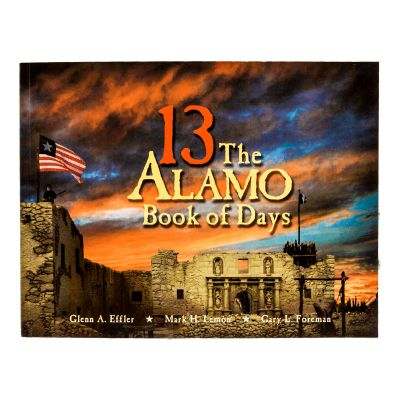 13: The Alamo Book of Days