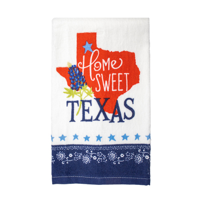 Home Sweet Texas Cotton Kitchen Towel