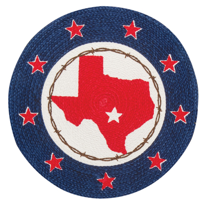 Home Sweet Texas Placemat