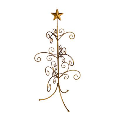 Regent Mini Ornament Metal Tree