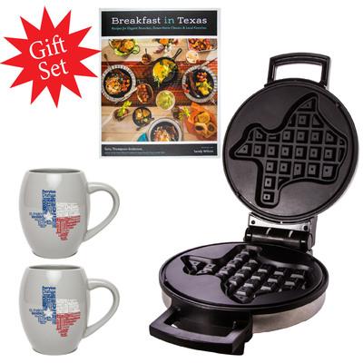 Texas Pride Breakfast Gift Set
