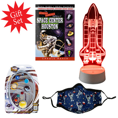 Space and Science Gift Set