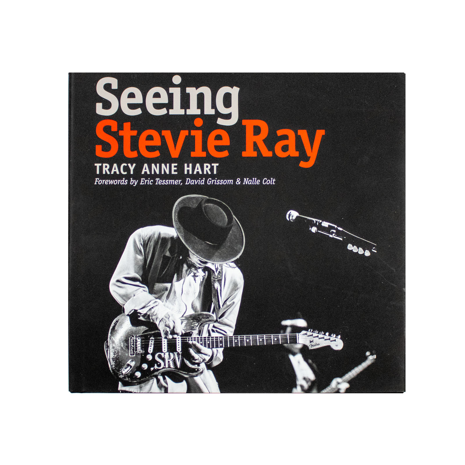 Seeing Stevie Ray