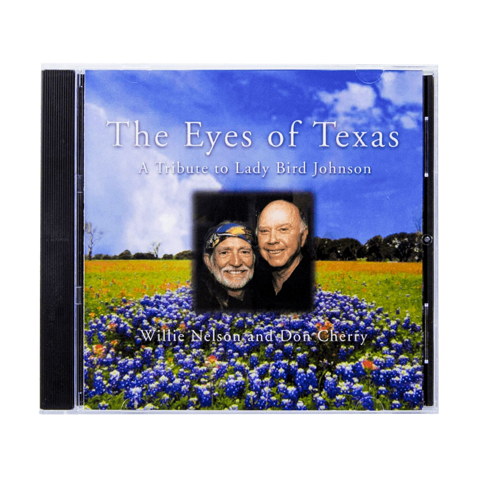 The Eyes of Texas CD
