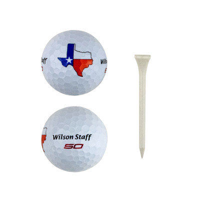 Texas Golf Ball Pack