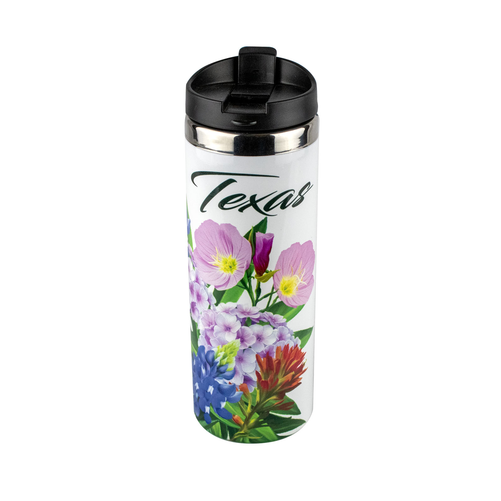 Wildflower Stainless Steel Tumbler